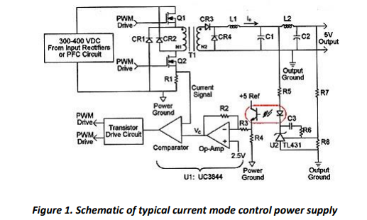 current-mode-control-power-supply - Venable Instruments